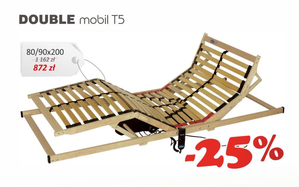 Stelaż elektryczny Mobile expert T5