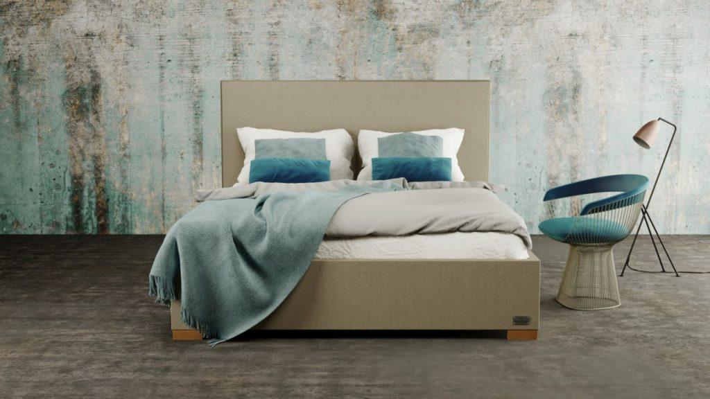 Łóżko Tapicerowane Argentina