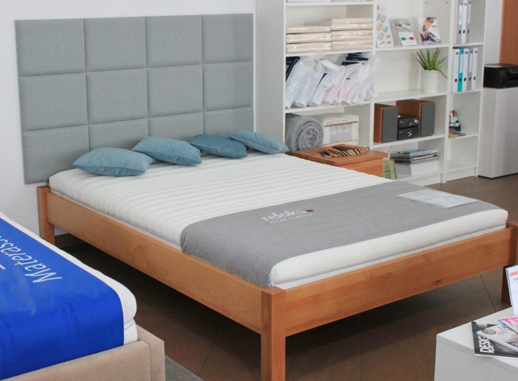 Łóżko drewniane sosnowe Borneo