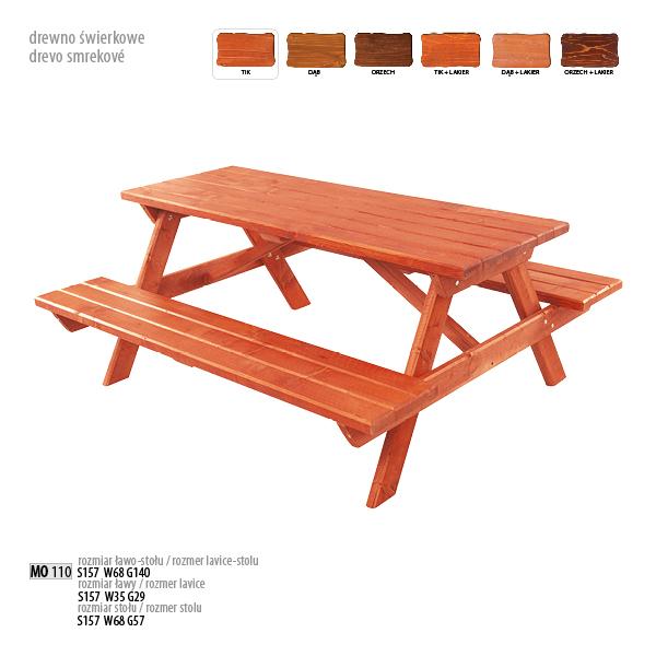 Ławo-stoł - MO110