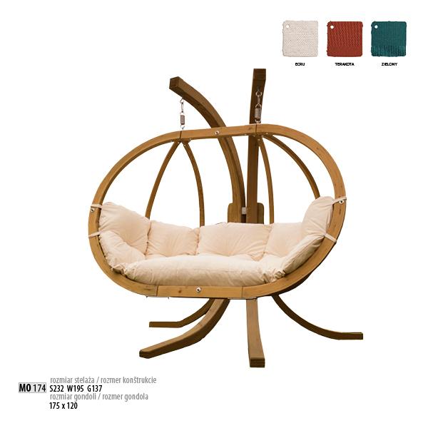 Gondola+stelaż - MO174