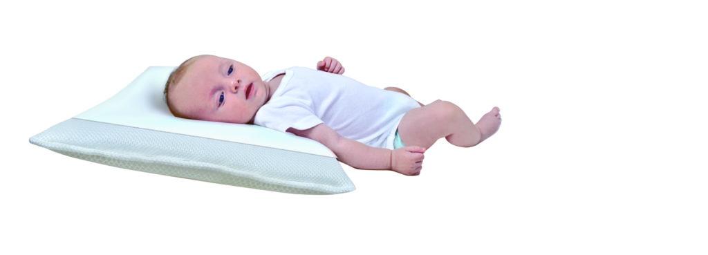 Poduszka niemowlęca Aero 3D