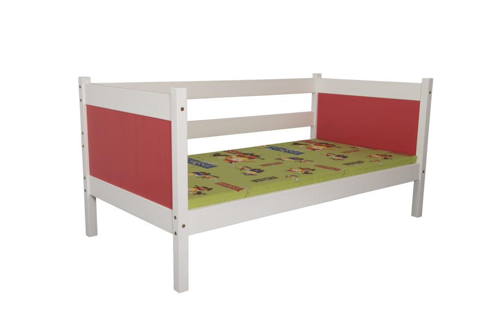 Łóżko dziecięce-młodzieżowe sosnowe LM311/LM312